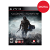 Shadow of mordor ps3 digital
