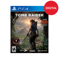 Shadow of the Tomb Rider Definitive edition PS4 - comprar online