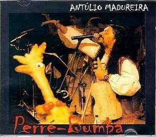 CD Antúlio Madureira - Perré-Bumbá (Independente)