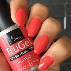 Esmalte Red Willow Ezflow semi permanente Trugel x 14 ml - Importado de USA - Excelente calidad - comprar online