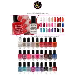 CATALOGO PRODUCTOS BELLAS MANOS