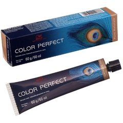 Tintura Color perfect de WELLA - coloracion x 60 gr