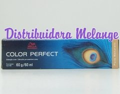 Tintura Color perfect de WELLA - coloracion x 60 gr - comprar online