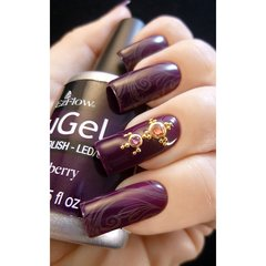 Esmalte Boysenberry Ezflow semi permanente Trugel x 14 ml - Importado de USA - Excelente calidad en internet