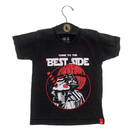 Camiseta VSR Come To The Best Side - Infantil