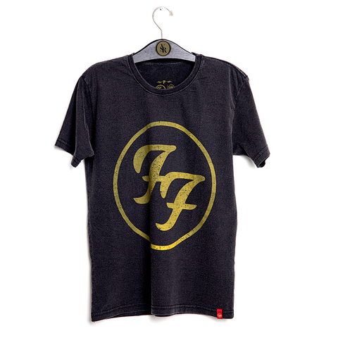 Camiseta VSR Foo Fighters Logo