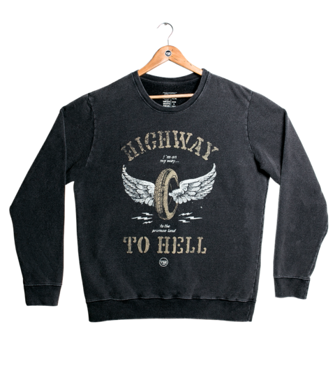 Moletom VSR Highway To Hell