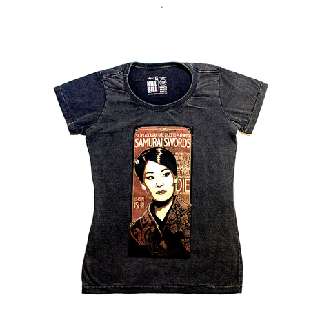 Camiseta VSR Kill Bill Lucy - Feminino Slim