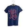 Camiseta VSR Let's Rock - Infantil