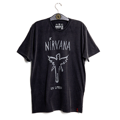 Camiseta VSR Nirvana In Utero Art