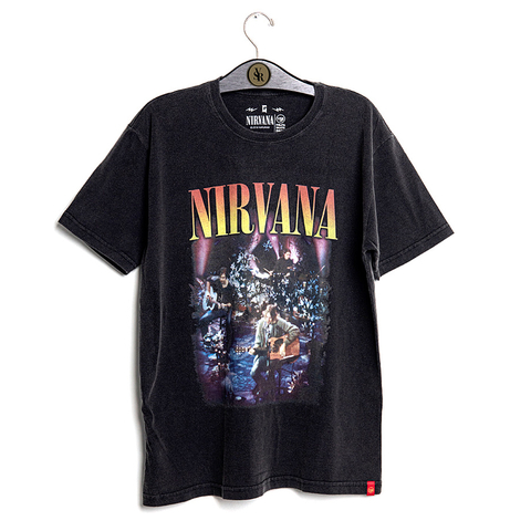Camiseta VSR Nirvana Unplugged