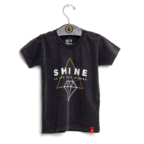Camiseta VSR Shine On You Crazy Diamond - Infantil