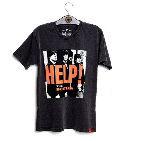 Camiseta VSR The Beatles Help!