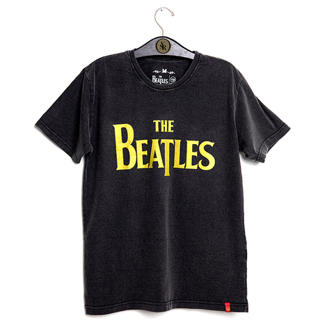 Camiseta VSR The Beatles Logo