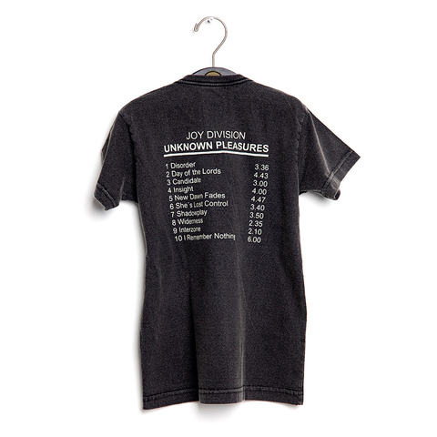 Camiseta VSR Unknown Pleasures - Infantil