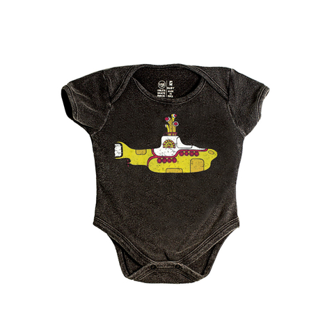 Body Bebê VSR The Beatles Yellow Submarine