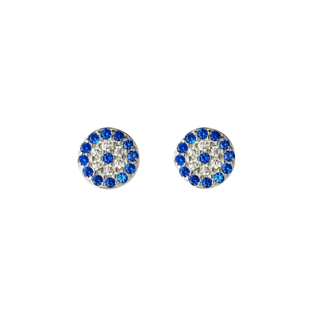 Turkish Eye Earrings