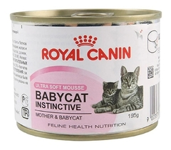 Royal Canin Baby Cat Lata X 195 Grs
