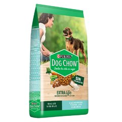 Dog Chow Cachorros sin colorante en internet
