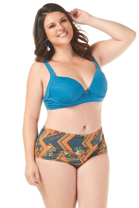 BIQUÍNI ABIGAIL HOT PANT 738171 - NEW BEACH