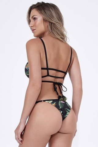 biquini strappy estampado dafne 937109 new beach