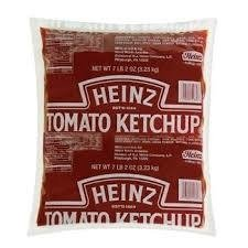 Heinz® Ketchup pouch pack 3,23kg