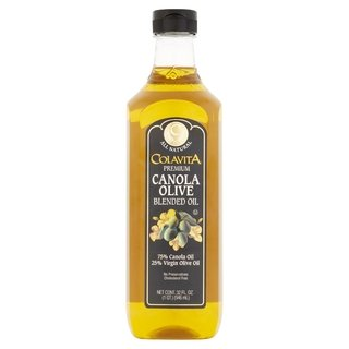 Colavita® virgen 25% canola 75%, botella 500ml