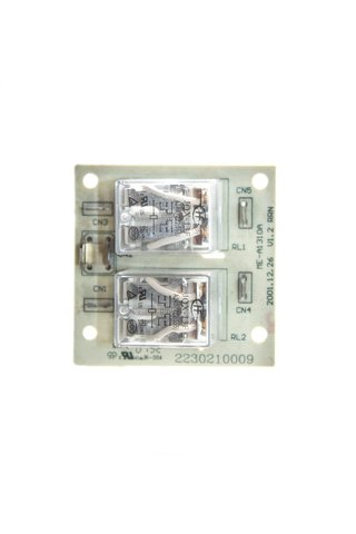 PLACA CONJUNTO RELE AR CONDICIONADO MIDEA CARRIER MS2G-18CR