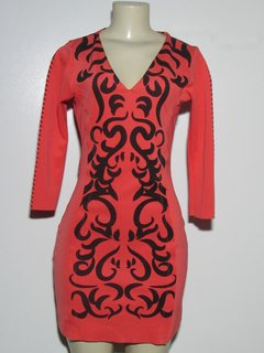 Vestido  Francy s Fachion 04198 Neopreme