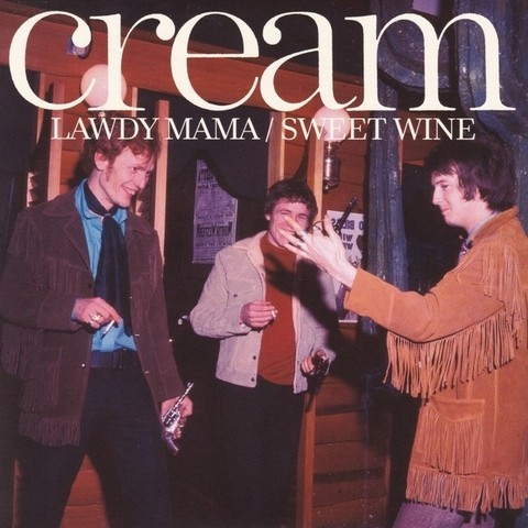 Cream - Lawdy Mama / Sweet Wine [Compacto]