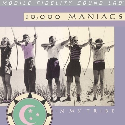 10.000 Maniacs - In My Tribe [LP] - comprar online
