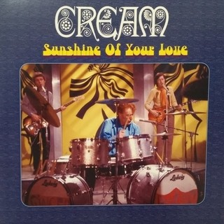 Cream - Sunshine of Your Love / SWLABR [Compacto] - comprar online
