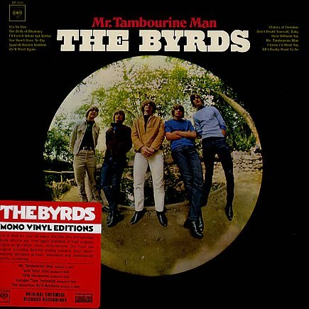 Byrds - Mr. Tambourine Man [LP]