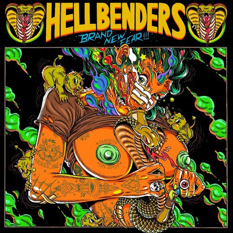 Hellbenders - Brand New Fear [LP]