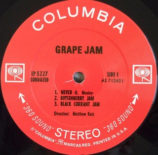 Moby Grape - Grape Jam [LP] - loja online