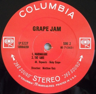 Imagem do Moby Grape - Grape Jam [LP]