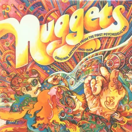 Nuggets - Original Artyfacts From The First Psychedelic Era 1965-1968 [LP Duplo]