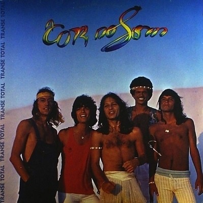 Cor do Som - Transe Total [LP]