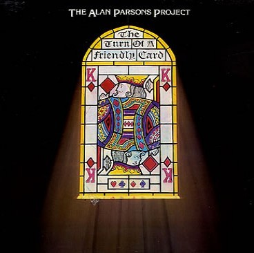 The Alan Parsons Project - The Turn Of A Friendly Card [LP]