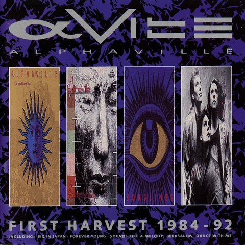 Alphaville - First Havest 1984-1992 [LP]