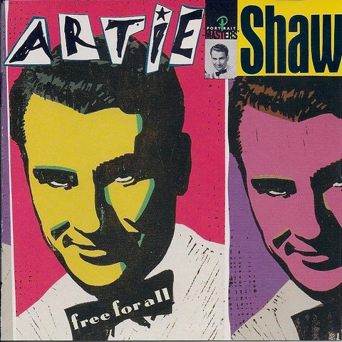 Artie Shaw - Free For All [LP]
