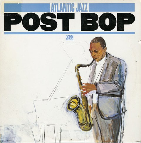 V/A - Atlantic Jazz Post Bop [LP]