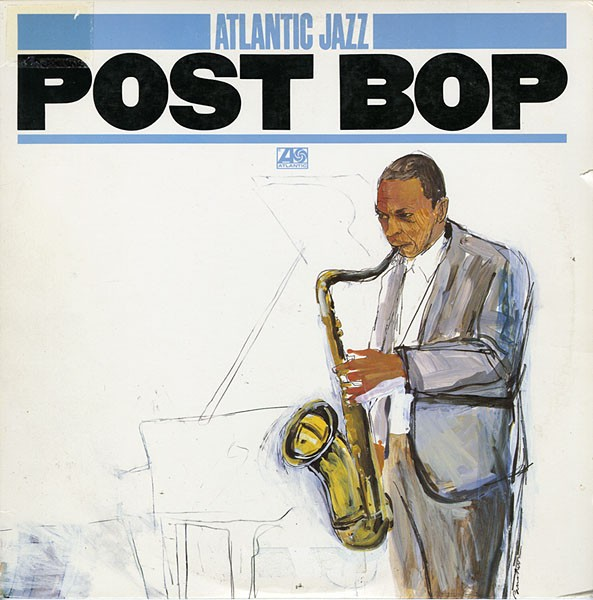 V/A - Atlantic Jazz Post Bop [LP] - comprar online