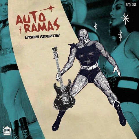 Autoramas - Unsere Favoriten [LP] - comprar online