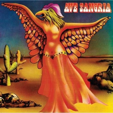 Ave Sangria - Ave Sangria [CD]