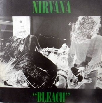 Nirvana - Bleach [LP]