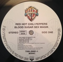 Red Hot Chili Peppers - Blood Sugar Sex Magik [LP Duplo]