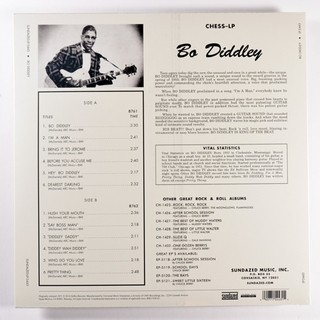 Bo Diddley - Bo Diddley [LP] - loja online