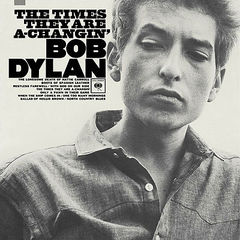 Bob Dylan - The Times They Are A-Changin' [LP]