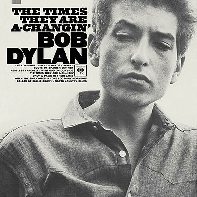 Bob Dylan - The Times They Are A-Changin' [LP] - comprar online